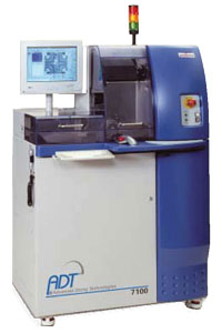 ADT 71XX single-spindel for separating ceramics and other substrates.