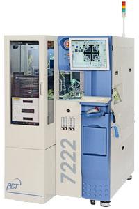 Wafersäge mit Single-Spindel-System zum Trennen von Silizium und weiteren Substraten.