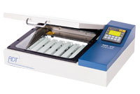 ADT 955 is a UV Tape Curing Systems that reduce the adhesive strength of all UV-sensitive dicing tapes under controlled environment.