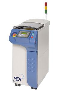 Der ADT977 Wafer Cleaner reinigt den Wafer nach dem Dicing Prozess.