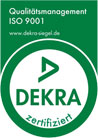 ISO Certificate 9001